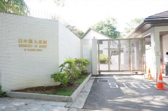 シンガポール 大使館