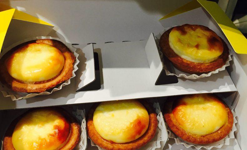 BAKE1 北海道チーズタルト シンガポールION
