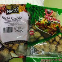 シンガポール大豆ミート1