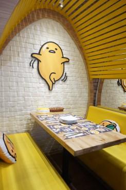 ぐでたまカフェsingapore