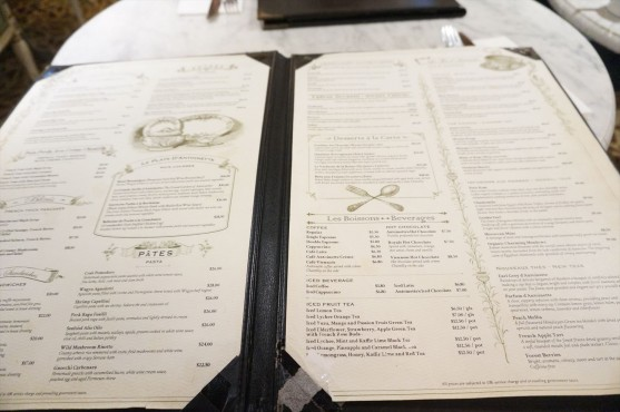 シンガポール カフェ アントワネット