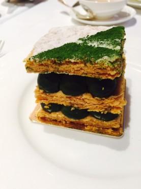 シンガポール TWG ケーキ