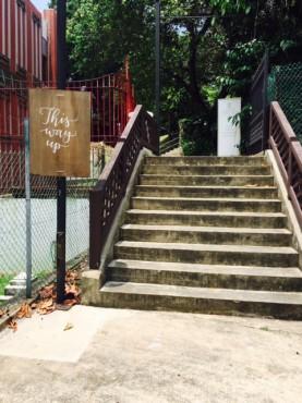 シンガポール 和食フレンチ Lewin Terrace ウェディング