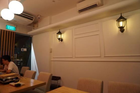 肉の勝又 シンガポール 焼肉 singapore