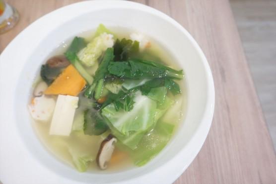 ベジタブルスープ Yes Natural