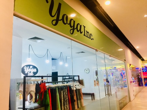 Yoga Inc. シンガポール ヨガ