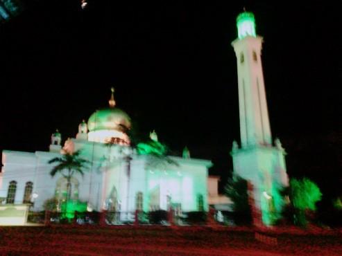 ブルネイ モスク