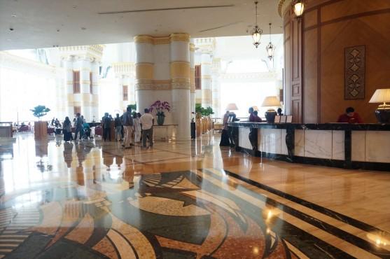 THE EMPIRE HOTEL ブルネイ エンパイアホテル