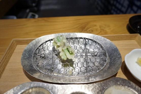天ぷら 一宝 シンガポール