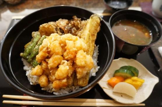 天ぷら 天信 シンガポール