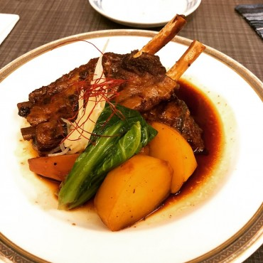 柳's(Ryu's) レストラン シンガポール