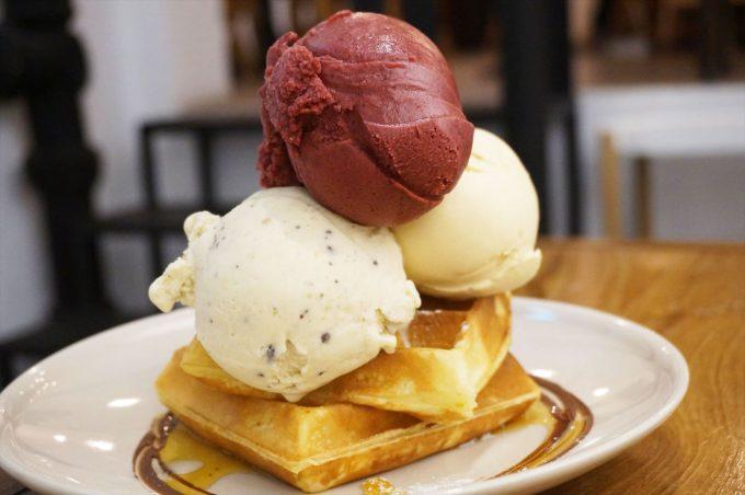 Creamier アイス シンガポール
