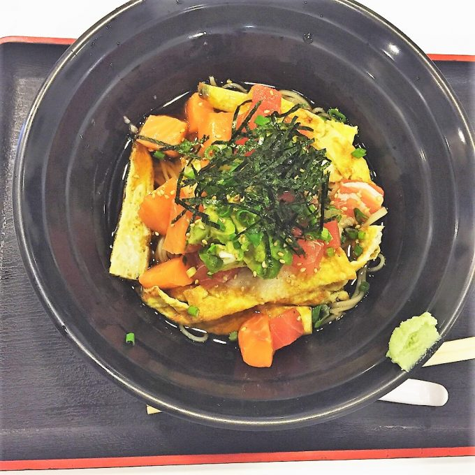 healthy soba iki 粋singapore
