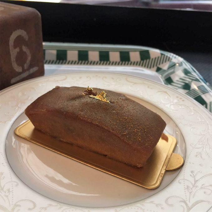 チョンバルベーカリー tiong bahru bakery 栗パウンドケーキ