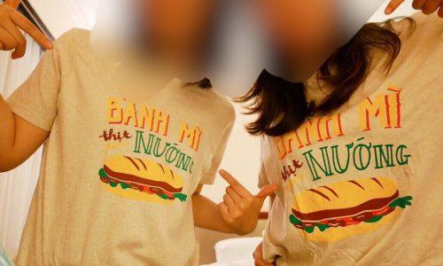 バインミーTシャツ ベトナム旅 観光プラン