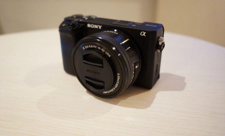 sony ミラーレス一眼カメラ α6400