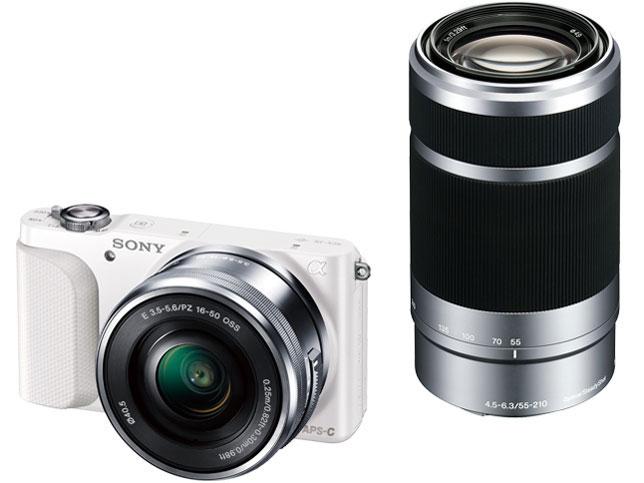 sony ミラーレス一眼カメラ NEX-3NY